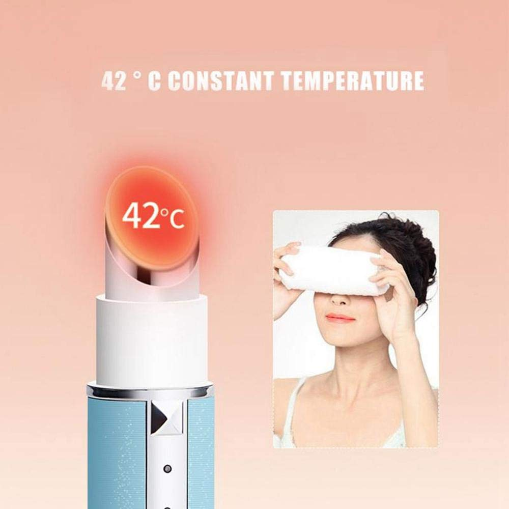 Amazon.com: Eye Massager, OOOUSE Eye Meter Protector Heating Eyes Massager Wand Instrument Energy Meter Ion Vibration Warming Eye Bag Dark Circles Lip Care ...