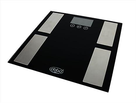 ObboMed MM-2700 Báscula compacta digital de grasa corporal