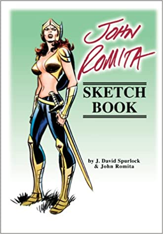 john romita sketchbook pb
