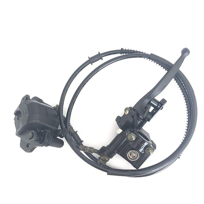 ATV Hydraulic Rear Brake Master Cylinder Caliper 50cc 90cc 110 125cc SunL taotao