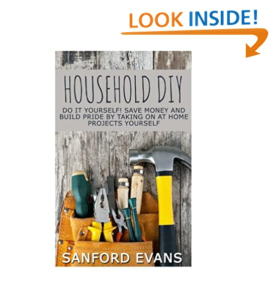 Diy projects amazon household diy do it yourself save money and build pride by taking on at home projects yourself diy household hacks home repair diy cleaning and solutioingenieria Choice Image