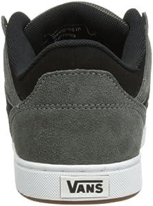 Vans Baxter S12 Charcoal Grey/Black
