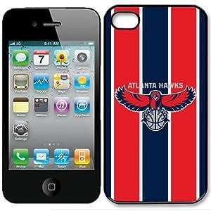NBA Atlanta Hawks Iphone 4 and 4s Case Cover