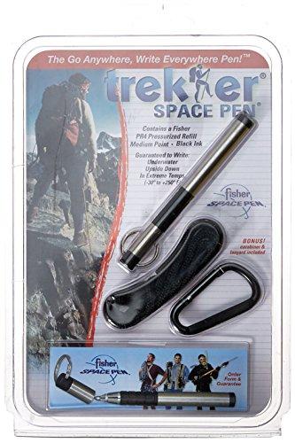 Fisher Space Pen Trekker Space Pen, Chrome