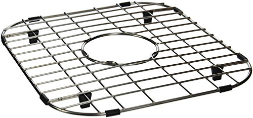 Wells Sinkware DG1315 Kitchen Sink Grid, Stainless Steel (Wells Bottom Sink Grids)