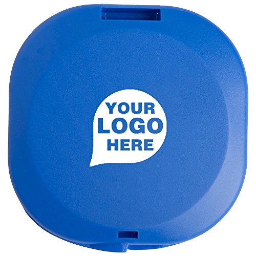 Double Diva Compact Mirror - 150 Quantity - $1.95 Each - PROMOTIONAL PRODUCT/BULK/BRANDED with YOUR ()