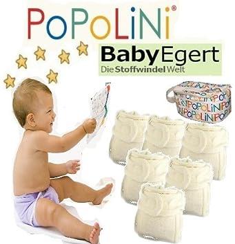 Popolini Juego completo de Panda Organic – de Limited Edition by Baby egert – -XXL