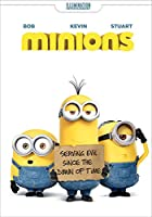 Minions Digital HD iTunes Movie