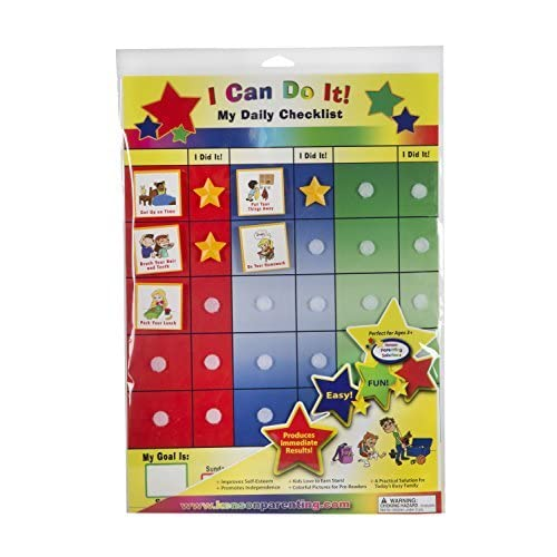 high-quality Kenson Kids I Can Do It Daily Checklist - hongphat vn