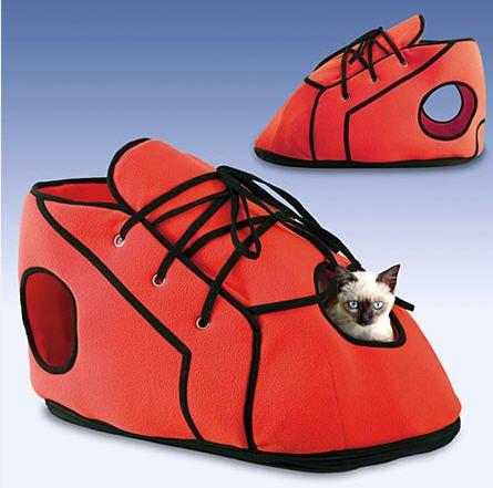 Pet Store Red Shoe Cat Playhouse, My Pet Supplies