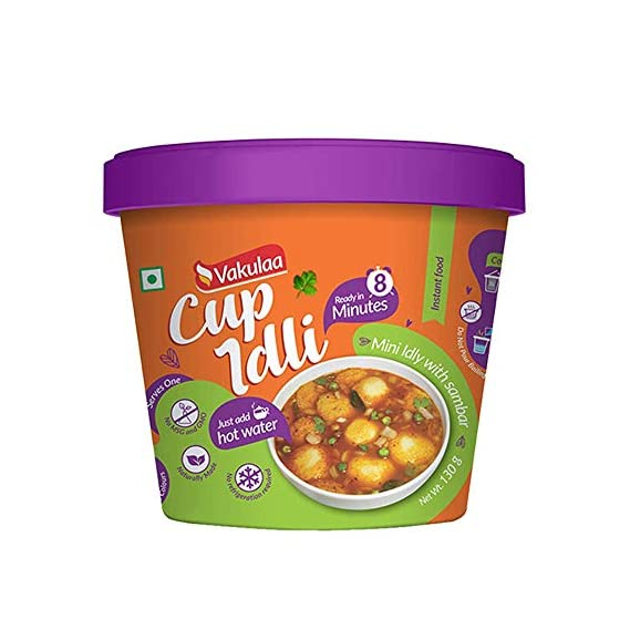Vakulaa Cup Idli - Pack of 2
