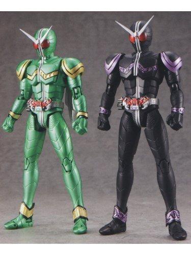 S.H. Figuarts - Kamen Rider Double [CycloneCyclone & JokerJoker] DX Set [Hobby Japan Exclusive]