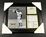 11x14 Framed & Matted Roberto Clemente 3,000th Hit Photo PITTSBURGH PIRATES 8X10 PHOTO