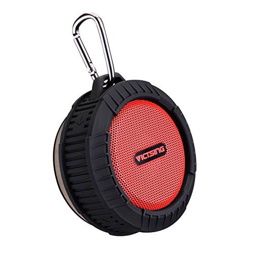 VicTsing IP65 Shower Bluetooth Speaker