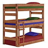 Twin Triple Bunk Bed by Chelsea Home