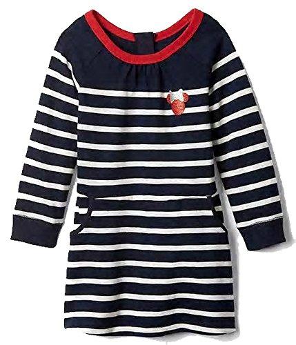 baby-gap-toddler-girls-navy-white-minnie-mouse-stripe-knit-dress-18-24-months