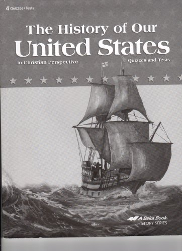 History of Our United States in Christian Perspective for sale  Delivered anywhere in USA