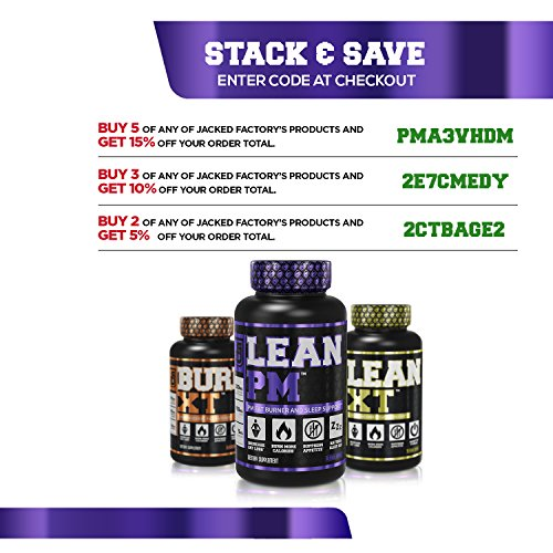 LEAN-PM-Night-Time-Fat-Burner-Sleep-Aid-Supplement-Appetite-Suppressant-for-Men-and-Women-60-Stimulant-Free-Veggie-Weight-Loss-Diet-Pills
