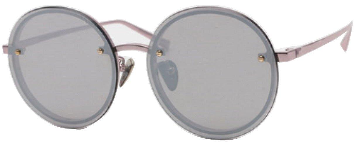 新版 [ラピスセンシブレイク] Sunglass LAPIZ SENSIBLE 2つの湾曲銀ミラーとサングラス Curved Sunglass with Two Curved Silver Mirrors Mirrors [並行輸入品] B01CIKWNC2, おかしやさん:e931d402 --- ciadaterra.com