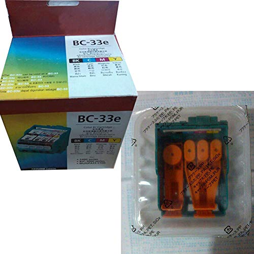 BC-33e 33e Print Head Compatible for Canon S400 BJC-3000 Printhead