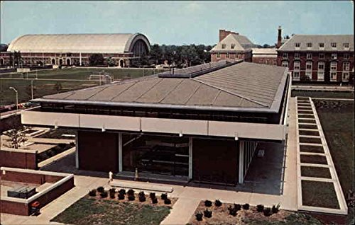 University of Illinois - Education, Commerce, Architecture Buildings and Armory Original Vintage Postcard from CardCow Vintage Postcards