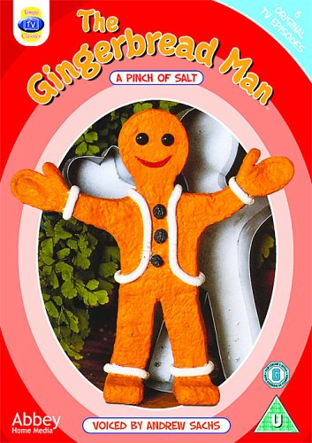 The Gingerbread Man - a Pinch of Salt [Import anglais]