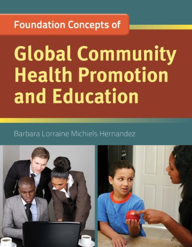 Foundation Concepts of Global Community Health Promotion and Education Pdf