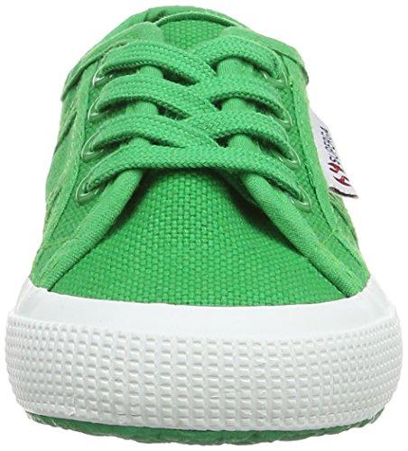 Superga 2750 Bebj Baby Classic - Zapatillas de deporte de tela para niños Verde - Island Green