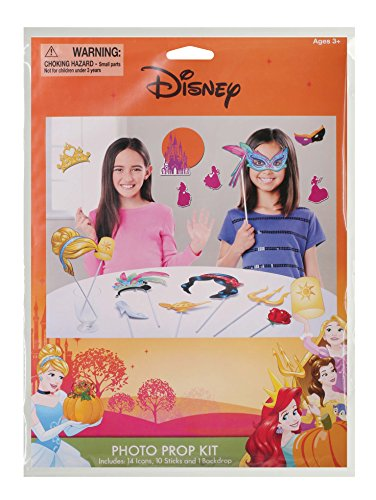 Disney Princess Photo Prop Kit]()