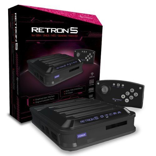 Hyperkin RetroN Console not machine specific