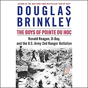 The Boys of Pointe du Hoc Audiobook