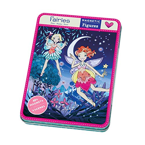 Mudpuppy Fairies Magnetic - Fairies Playboard Magnetic