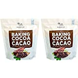 Rodelle Gourmet Baking Cocoa, 1.54 Pound, Pack of 2
