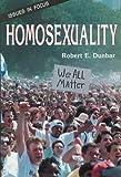 Homosexuality, Robert E. Dunbar, 0894906658