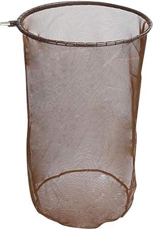 Suppemie Poign/ée Filet De P/êche T/ête De Filet De P/êche Calmars Saumon Net Durable Solide Grande Capacit/é