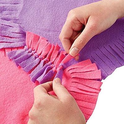 ALEX DIY Knot A Cupcake Sequins: Toys & Games