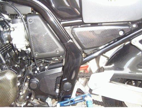 2003 JOllify carbone karbon cover tankpad3M pour yamaha fZS 600 fazer rJ02 jCC243 1998
