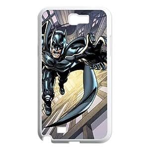 Samsung Galaxy N2 7100 Cell Phone Case White Batman Reaches Out BNY_6849572