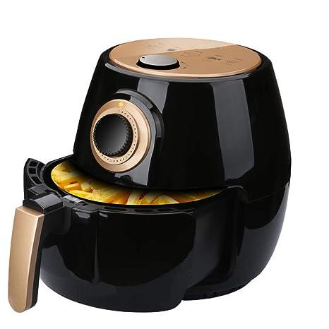 Multifuncional Cocina Freidora, Inteligente Casa Alta Capacidad Freidora eléctrica Libre de Aceite Máquina de Papas