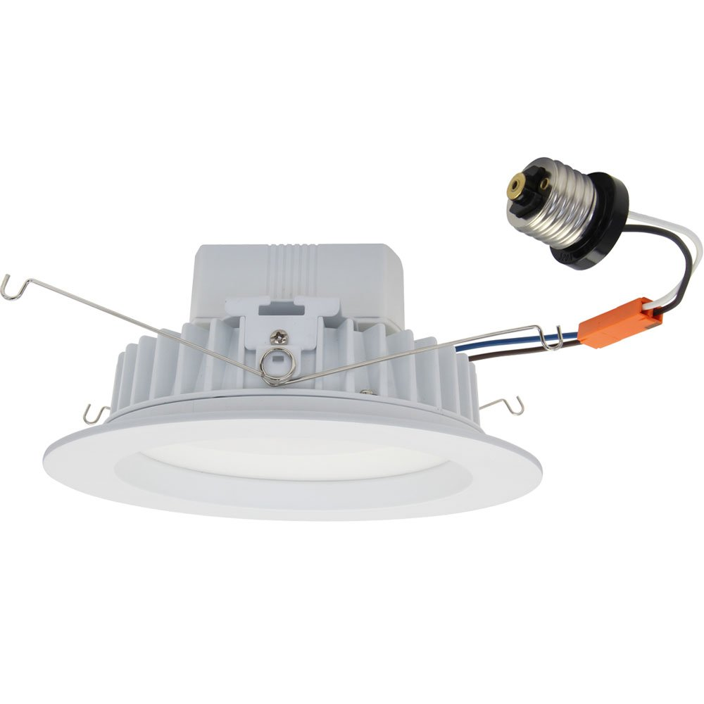 40W LED Wall Pack Fixture: 4500Lm 5000K IP65 UL w/Photocell by LEDRadiant