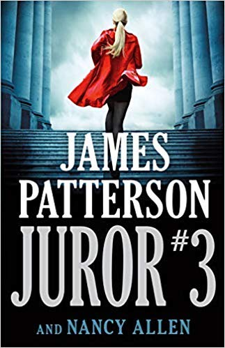 [By James Patterson ] Juror #3 (Hardcover)2018by James Patterson (Author) (Hardcover)