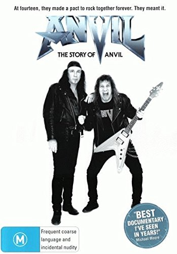 Anvil! The Story of Anvil [NON-USA Format / PAL / Region 4 Import - Australia]