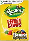 Rowntree's Fruit Gums, 9 Pack