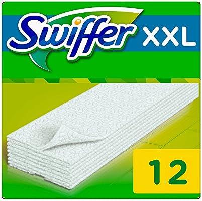 /Salviette asciutte per scopa cattura polvere Ricariche 12/unit/à/ Swiffer/ /Set di 3