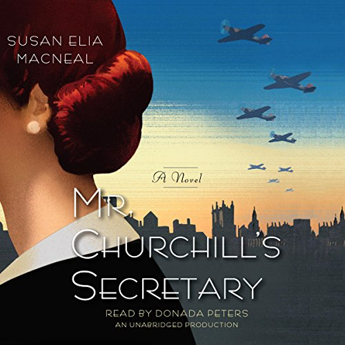 Mr. Churchill's Secretary Audiobook [Free Download by Trial] thumbnail