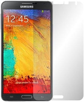 Slabo 4 x protector de pantalla para Samsung Galaxy Note 3 lámina ...