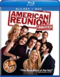 American Reunion (Unrated Blu-ray + DVD + Digital Copy + UltraViolet)