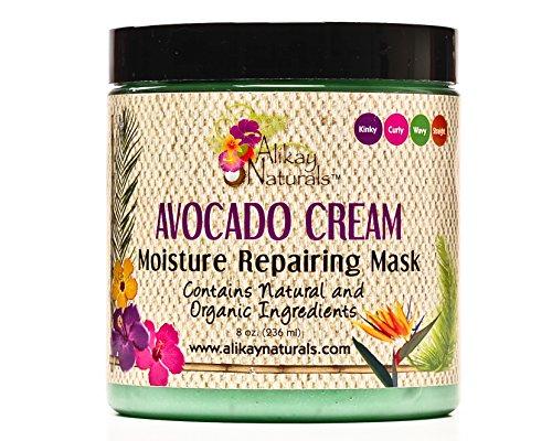 Alikay Naturals Avocado Hair Mask, 8 Ounce