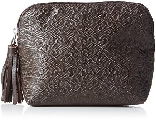 Bensimon New Pocket, Poschette giorno donna marrone Marrone (Brun) 22x20x1 cm (W x H x L)