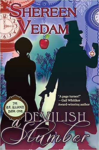 A Devilish Slumber by Shereen Vedam